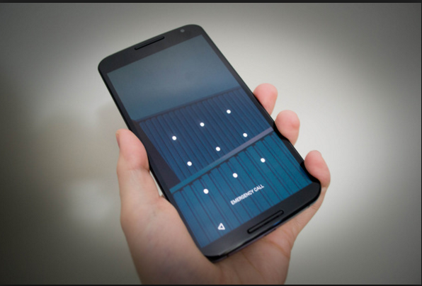Reset Password Smartphone Android
