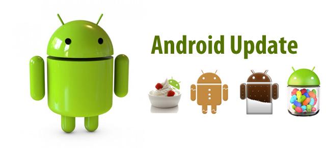 Cara Meningkatkan Versi Android