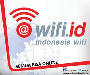Akses Gratis Dengan @Wifi.id