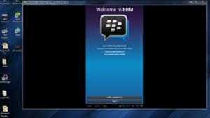 Cara Download Dan Install BBM di Laptop