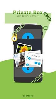 Go SMS Pro Premium Android