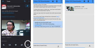 Download Video dan GIF dari Twitter