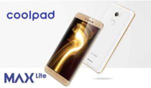 Coolpad Max Lite 4G LTE